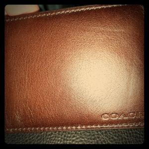 Coach Men's card wallet